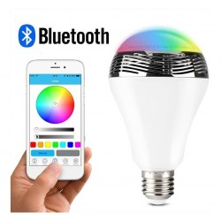 Lampara Bluetooth Smart Led...