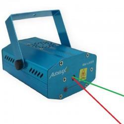 MINI Laser Bi-color Audio...