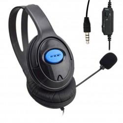 Auricualers PS4 headphones...