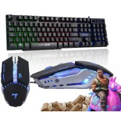 Teclado Gamer nemeis warrior