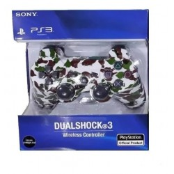 Joystick Ps3 Camuflado